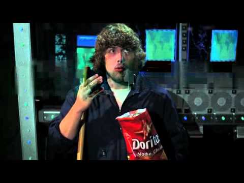 Mega Shark vs Giant Doritos