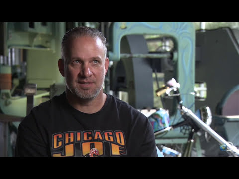 Jesse James on Chopper Live | American Chopper