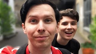 A Week in the Life of Dan and Phil!