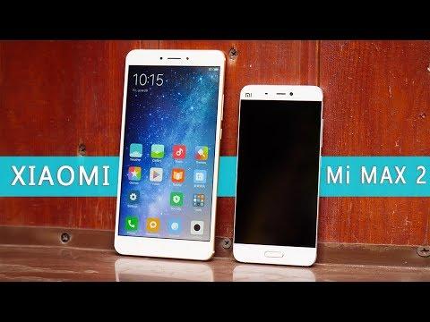Xiaomi Mi Max 2: для любителей БОЛЬШИХ… сяоми