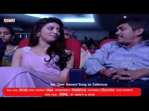 Rabasa Audio Launch Part 05 - Jr NTR, Samantha, Pranitha