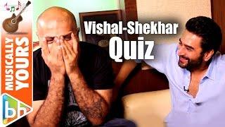 Hilarious Talking Films Quiz With Vishal Shekhar