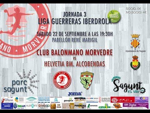Balonmano Morvedre - Helvetia Bm Alcobendas DHF J03