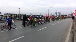 Tour of Turkey 2015 Etap 8 eminönü gecis