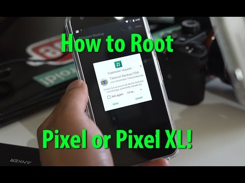 How to Root Google Pixel or Pixel XL!