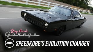 Speedkore's Evolution Charger - Jay Leno's Garage