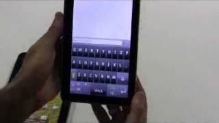 Samsung Galaxy Tab versus ViewSonic ViewPad 7