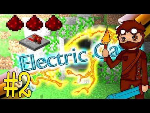 "Minecraft: ""Логистика"" [Electric Cave]"