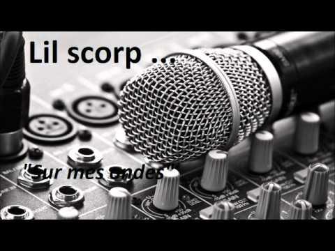 """lil scorp   """"Sur mes ondes"""""""
