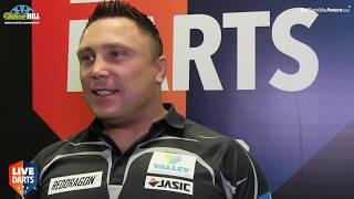 "Gerwyn Price ahead of World Championship title quest: ""I'm in the best form I've ever been in"""