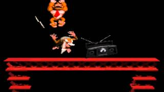 DONKEY KONG MUSIC THEME INTRO (snes - super nintendo)