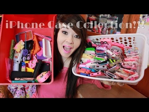 iPhone Case Collection! (Updated February 2014) - YouTube