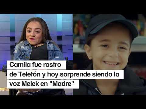 Habla chilena que dobla a niña protagonista de teleserie turca