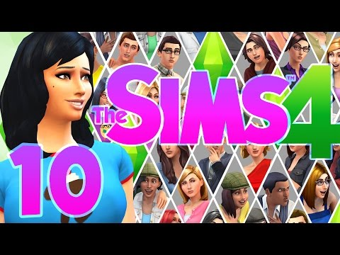 The Sims 4 [ep.10] - Party Then Pregnant!? video