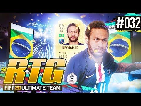 I GOT NEYMAR! - #FIFA20 Road to Glory! #32 Ultimate Team
