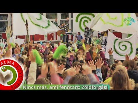 Alma Együttes: ZöldForgó
