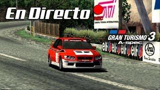 Gran Turismo 3: A-Spec | FULMINEMOS LOS CARNETS | PS2 (PCSX2)