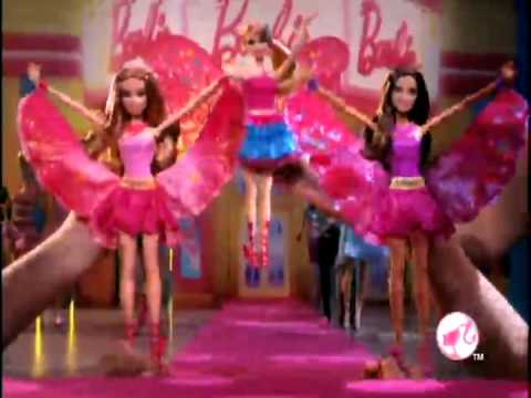 Bup Be Barbie Bi Mat Canh Tien Youtube