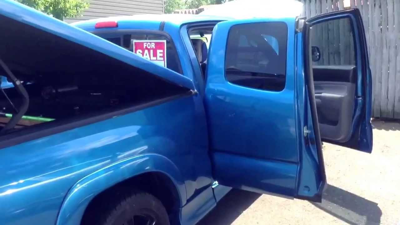 2005 Toyota Tacoma x-runner for sale very good truck for ...