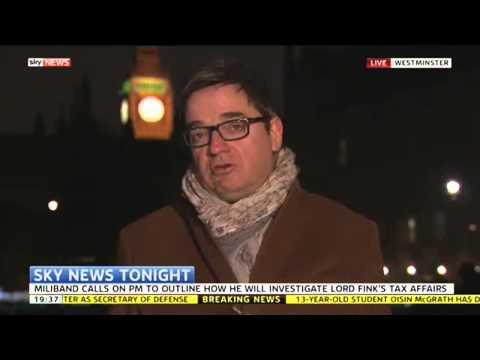 Ed Miliband's Tax Assault