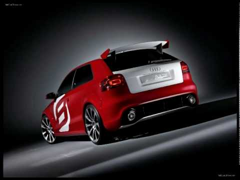2008 Audi A3 Tdi Clubsport Quattro Concept. Audi-A3 TDI clubsport quattro