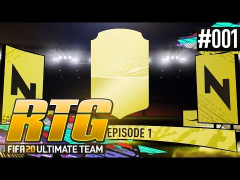 A BRAND NEW START! - #FIFA20 Road to Glory! #01 Ultimate Team