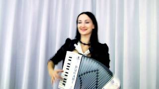 Lezginka - Accordeon - Maria Selezneva