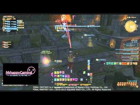 FFXIV ARR: Amdapor Keep Guide (Speed Run Post Nerf)