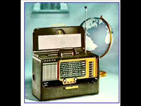 Cold War Era Shortwave Newscast: Voice of America 9-2-1960