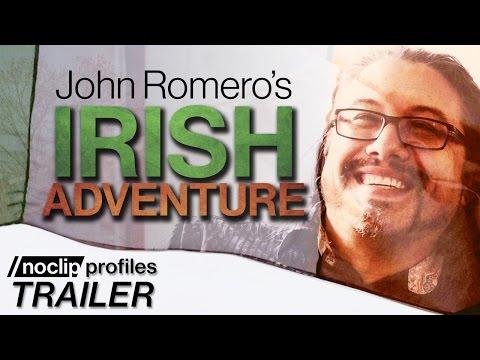 John Romero - Noclip Profiles Trailer
