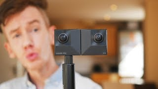 Insta360 EVO Review After 2 Weeks: