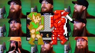 Zelda 2: The Adventure of Link - Temple/Palace Theme Acapella