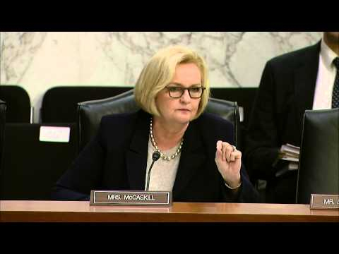 McCaskill Demands Action in Dismissed Sexual Assault Conviction