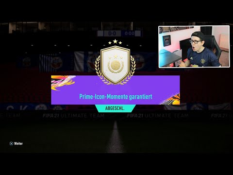 Mein PRIME ICON MOMENTS PACK.. 🔥 FIFA 21