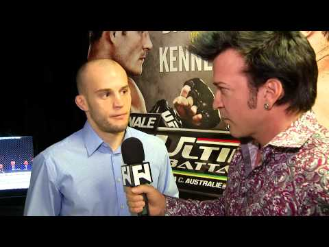 TUF Nations Finale Mitch Gagnon Chats Win Over Tim Gorman