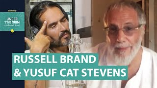 Video: Cat Stevens, Fame & The 'Islamic' Spiritual Life - Russell Brand & Yusuf Islam