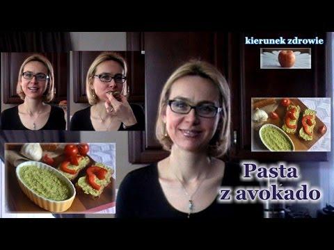 Pasta Do Chleba Z Awokado /zdrowe Odżywianie / Kierunek Zdrowie