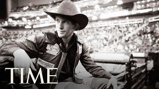A Professional Bull Rider Died After A Bull He Was Riding Stepped On His Chest   TIME