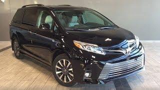 2019 Toyota Sienna XLE AWD 7-Passenger   Toyota Northwest Edmonton   9SI9588