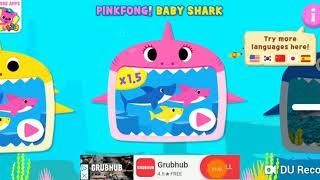 Baby shark challenge. Super fast baby shark song