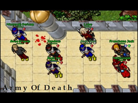 Army of Death - Globalwar.com.br # Part 01 ( RedSkull's )