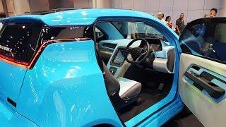 Thailand MINE EV Car รถพลังงานไฟฟ้า 100% ของคนไทย ราคาไม่เกิน 600,000 บาท