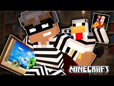 STEAL IT ALL!! (Minecraft)