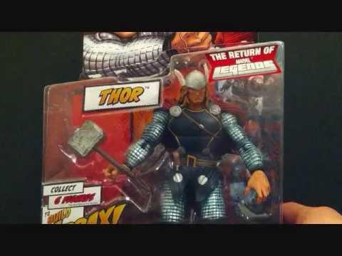 Marvel Legends Terrax Series Thor Terrax Series Modern Thor