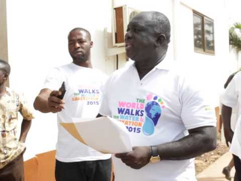 Petition to Parliament of Ghana on Human Right to Water and Sanitation
