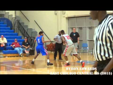 Hyron Edwards v Kentucky All Stars