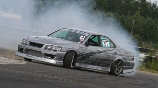 Дрифт Nissan Laurel - Nissan Laurel drift snsdrifts