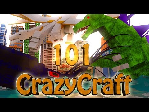 Minecraft Season 2 CrazyCraft 2.0 OreSpawn Modded Survival Ep 101 THE STORY CONTINUES