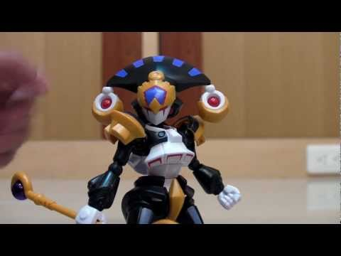 Level 5 / Bandai : Danball Senki - LBX-17 Nightmare ダンボール戦機 Review