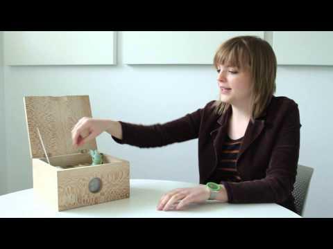 Chloe Meineck's Music Memory Box